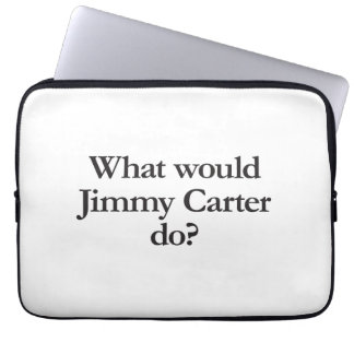 what would jimmy carter do computer sleeves