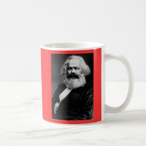 What would Karl Marx do? mug