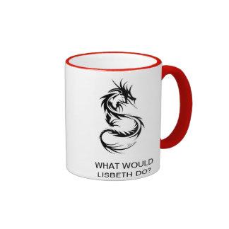 What Would Lisbeth Do Mug