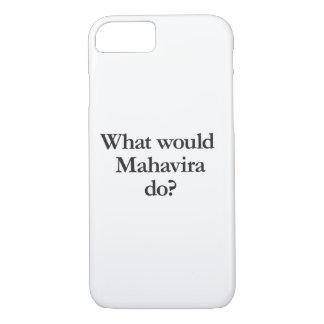 what would mahavira do iPhone 7 case