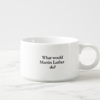 what would martin luther do chili bowl
