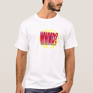 What Would Mel Do? - Cheese T-Shirt