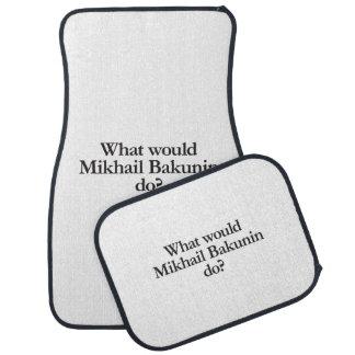 what would mikhail bakunin do floor mat