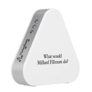 what would millar fillmore do bluetooth speaker