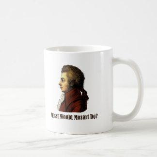 What Would Mozart Do? Coffee Mug