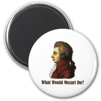 What Would Mozart Do? Magnet