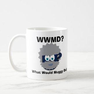 """What Would Muggy Do?"" Mug"