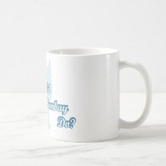 What would my Bombay do? Basic White Mug