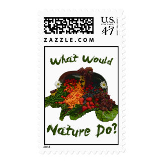What Would Nature Do Postage