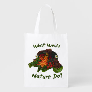 What Would Nature Do Grocery Bags