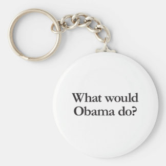 what would obama do keychains