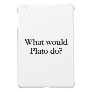 what would plato do iPad mini cover