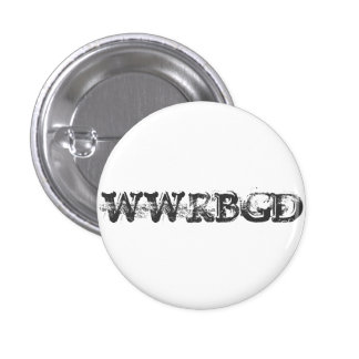 What Would RBG Do? Button