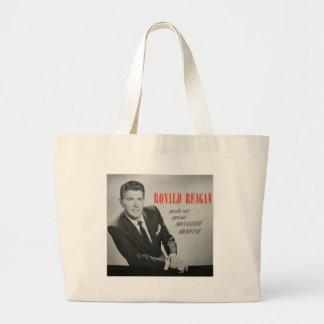 What would Reagan do? Jumbo Tote Bag