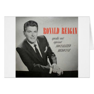 What would Reagan do? Card