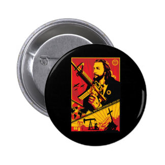 What Would Republican Jesus Do? 2 Inch Round Button