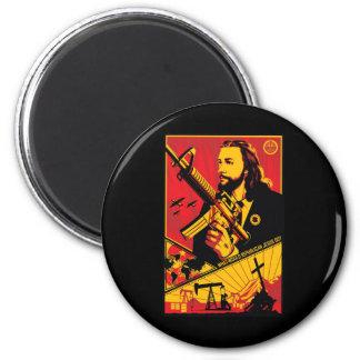 What Would Republican Jesus Do? Fridge Magnet