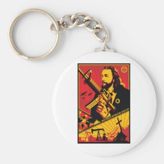 What Would Republican Jesus Do? Keychain