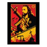 What Would Republican Jesus Do? Postcard