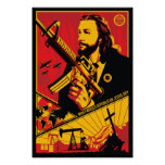 What Would Republican Jesus Do? Posters
