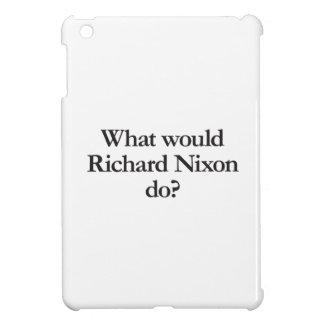 what would richard nixon do iPad mini cases