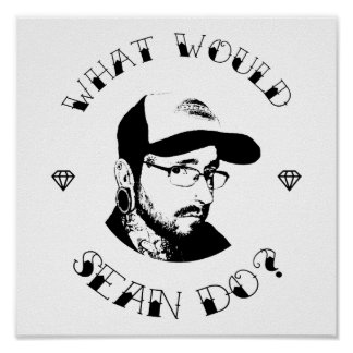 What Would Sean Do? Poster