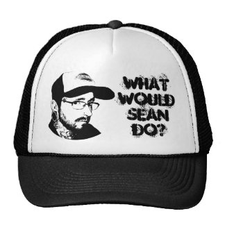 What Would Sean Do? Trucker Hat