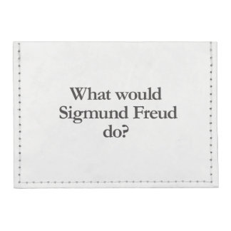 what would sigmund frued do tyvek® card wallet