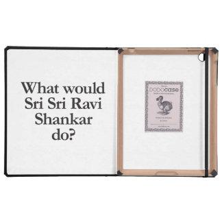 what would sri sri ravi shankar do cover for iPad