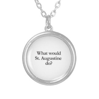 what would st augustine do custom jewelry