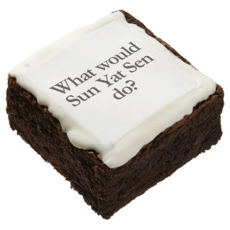 what would sun yat sen do square brownie