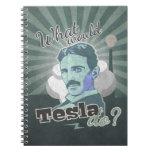 What would Tesla Do? Libreta