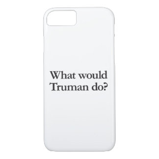 what would truman iPhone 7 case