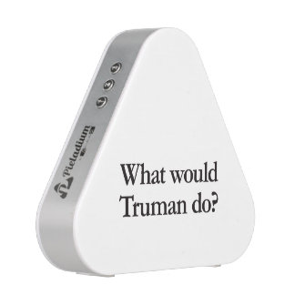 what would truman speaker
