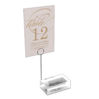what would william howard taft do table card holder