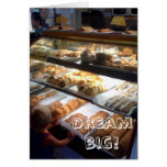 what would you choose , dream big greeting cards