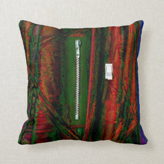 What Would You Do? Art Pillow