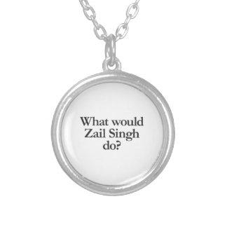 what would zail singh do custom jewelry