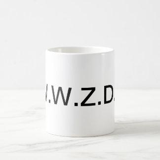 What Would Zeus Do? Coffee Mug
