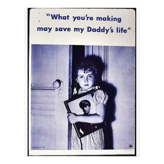 What You Are Making May Save My Daddy's Life Flyers