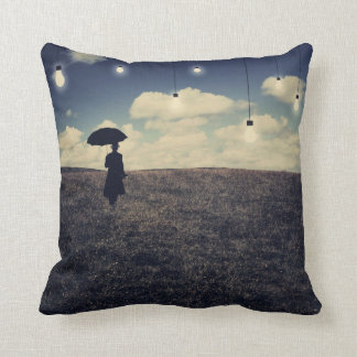 What You Don't Want to See - Surreal  Pillows