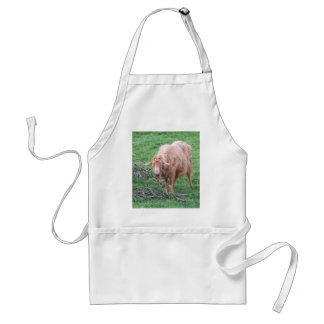What You Looking At Adult Apron