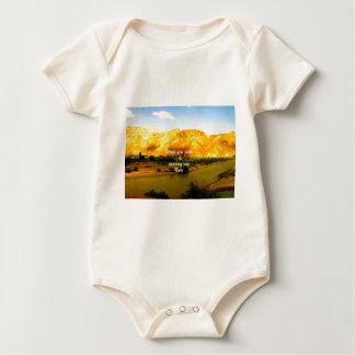 What you seek Rumi Wisdom Attraction Quotation Baby Bodysuit