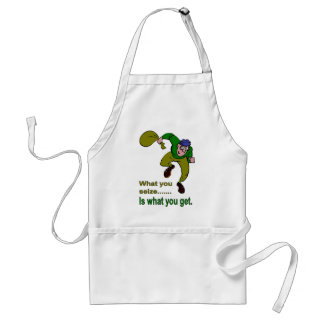 What you seize is what you get adult apron