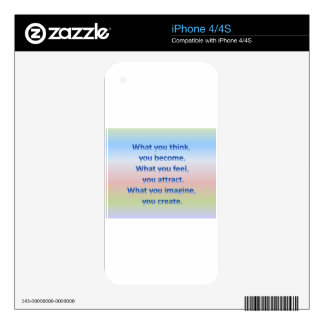What you think decals for the iPhone 4S