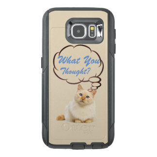 What You Thought, Otterbox Case