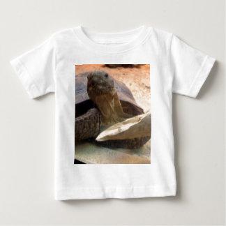 Whatcha doin'? Friendly Tortoise Designer Stuff Baby T-Shirt