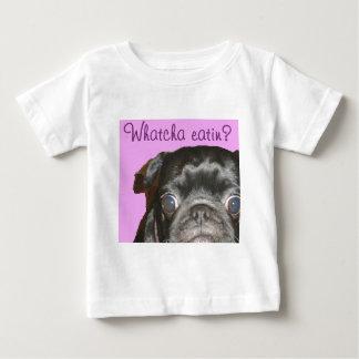 Whatcha Eatin Infant Cotton Jersey T-Shirt