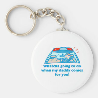 Whatcha going to do... keychains
