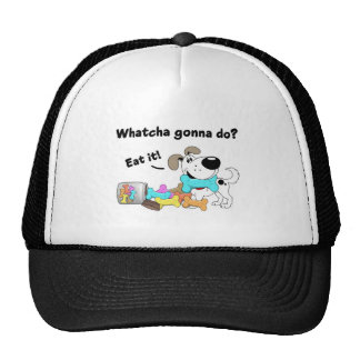 Whatcha gonna do? trucker hat